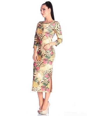 Сукня в принт | 4614810