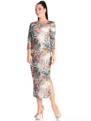 Сукня в принт | 4614811