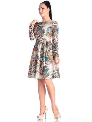 Сукня в принт | 4614814