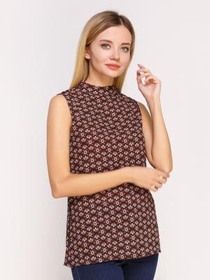 Блуза в принт | 4622547