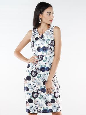 Платье в принт | 4664143