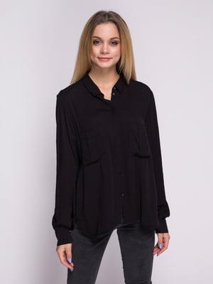 Рубашка черная   4626065