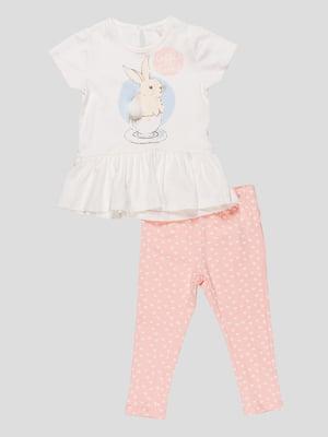 Комплект: блуза і штани | 4621305