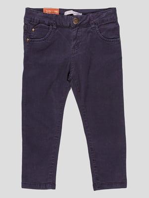 Джинси темно-сині | 4621728