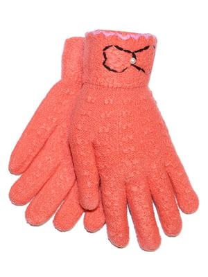 Перчатки красные | 4507603