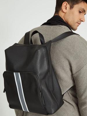 Рюкзак черный | 4580657