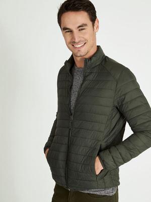 Куртка зеленая | 4652584