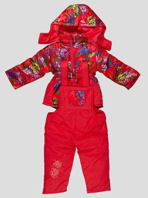 Комплект: куртка та напівкомбінезон | 4652466