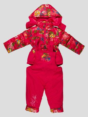 Комплект: куртка та напівкомбінезон | 4652465