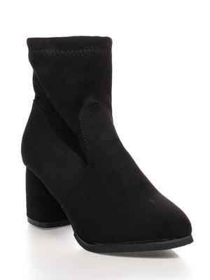 Ботинки черные | 4664545