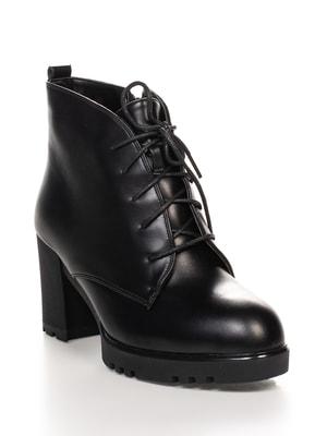 Ботинки черные | 4664540