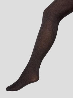 Колготки чорні | 4622101