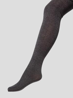Колготки темно-сірі | 4626209