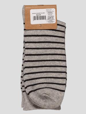Носки в полоску | 4627029