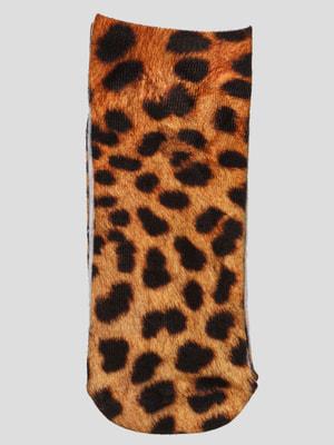 Носки анималистичной расцветки | 4627063