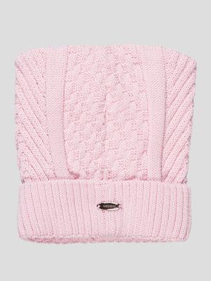 Шапка рожева | 4659329