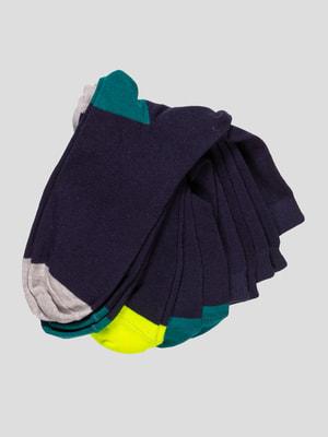 Набор носков (4 пары) | 4645615