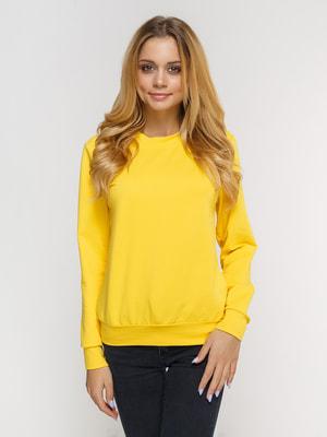 Джемпер желтый | 4659495
