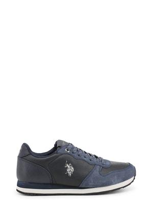 Кроссовки синие | 4668431