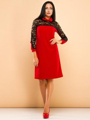Сукня червона | 4669709