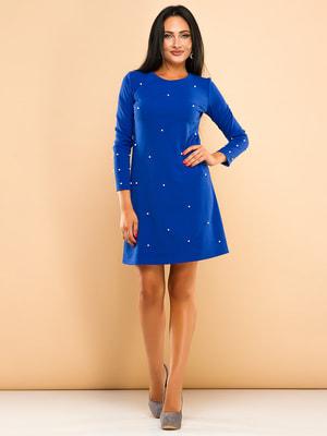 Сукня синя | 4669719