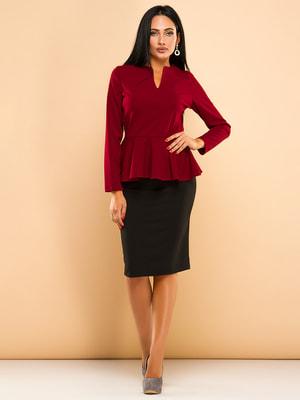 Костюм: блуза і спідниця | 4669774