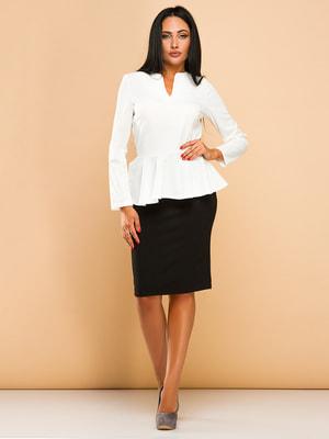 Костюм: блуза і спідниця | 4669776