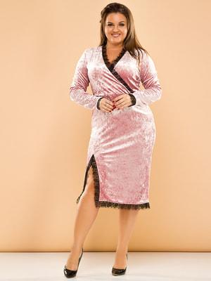 Сукня рожева | 4669789