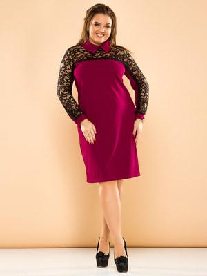 Сукня двоколірна | 4669820
