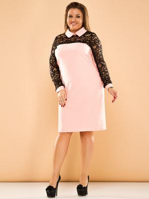 Сукня двоколірна | 4669821