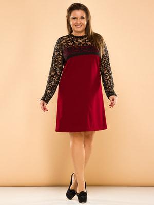 Платье двухцветное | 4669824