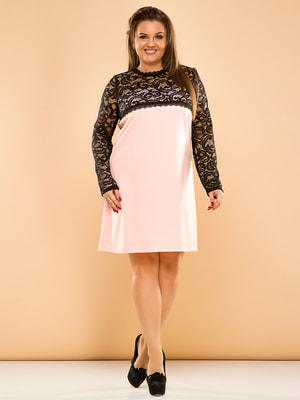 Платье двухцветное | 4669825
