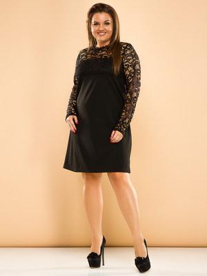 Платье черное | 4669827