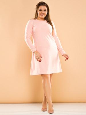 Сукня рожева | 4669832