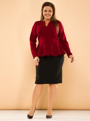 Костюм: блуза і спідниця | 4669838