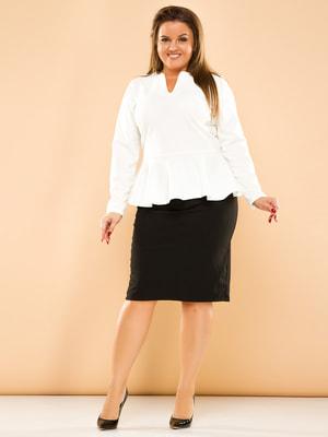 Костюм: блуза и юбка   4669839