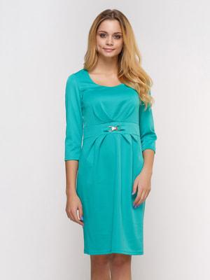 Сукня бірюзова | 4658436