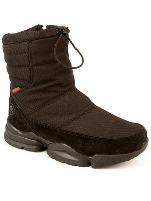Ботинки коричневые   4672634