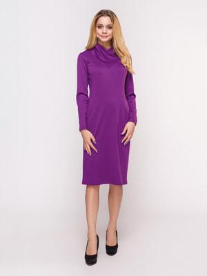 Сукня фіолетова | 4658470