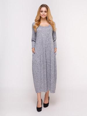 Платье серое | 4658448