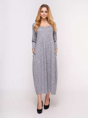 Сукня сіра | 4658448