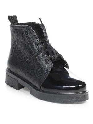 Ботинки черные | 4660663