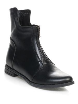Ботинки черные   4660662