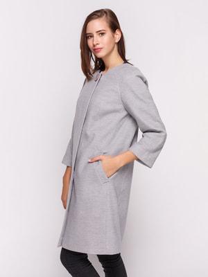 Пальто серое | 4658398