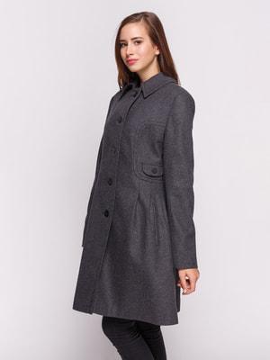 Пальто серое | 4658410