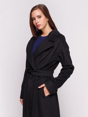 Пальто черное | 4658390