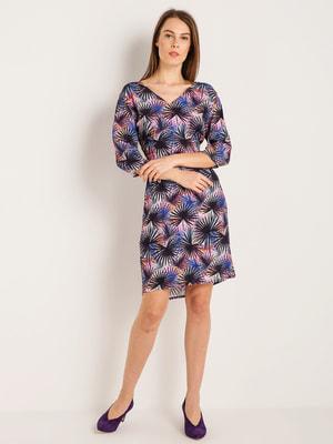 Сукня в принт | 4090186