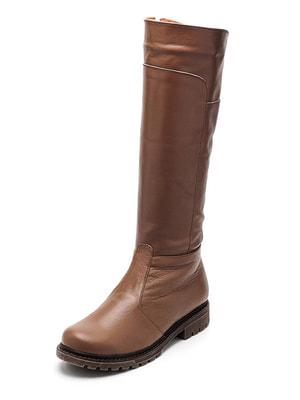 Чоботи коричневі | 4675877