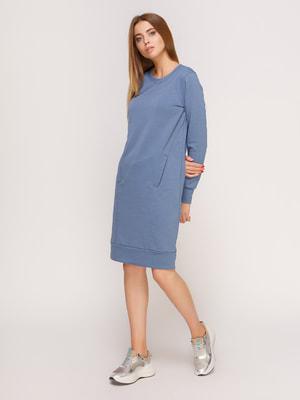 Платье светло-джинсового цвета | 4659646