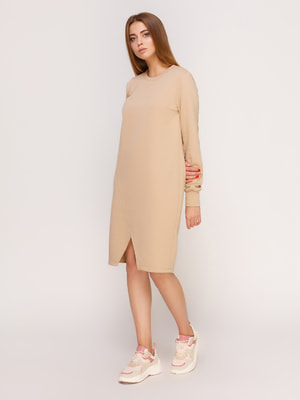 Сукня бежева | 4659655